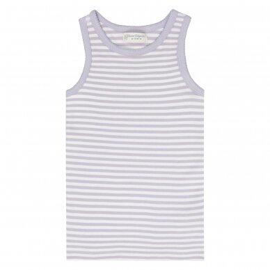 """Sense Organics apatiniai marškinėliai ,,Pale lilac"""""""