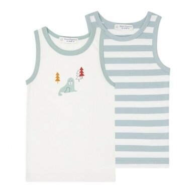 """Sense Organics apatiniai marškinėliai ,,Walrus"""" 4"""
