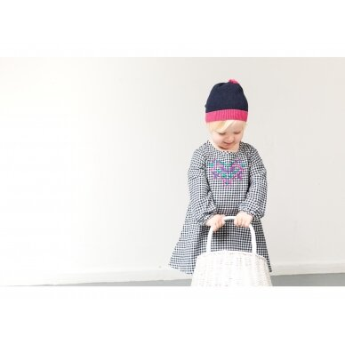 "Sense Organics kepurė ,,Bordo"" 2"