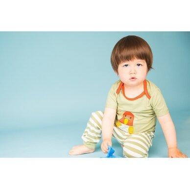 """Sense Organics marškinėliai ,,Tobi"""" 2"""