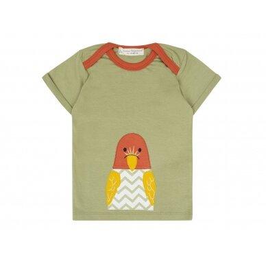 """Sense Organics marškinėliai ,,Tobi"""""""