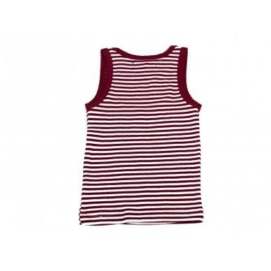 """SENSE ORGANICS marškinėliai ,,Burokėlis"""" 2"""