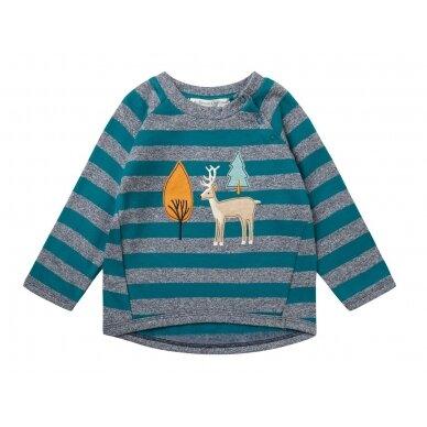 """Sense organics megztinis ,,Briedžiukas"""""""