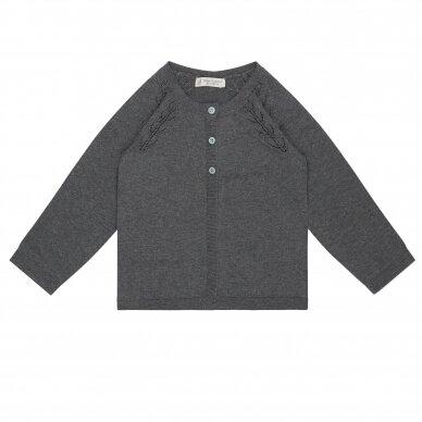 "Sense Organics megztinis ,,Hurit"" (dark grey)"