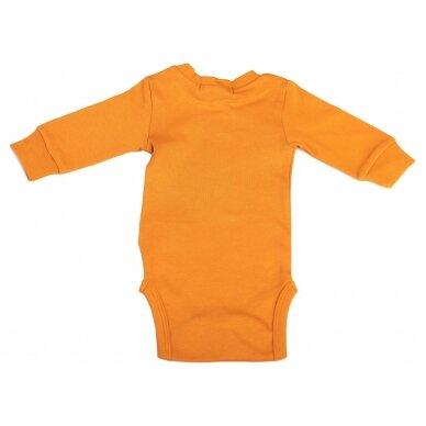 """SENSE ORGANICS smėlinukas ,,Milanas: oranžinis"""" 2"""
