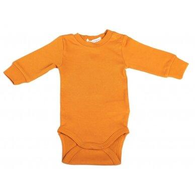 """SENSE ORGANICS smėlinukas ,,Milanas: oranžinis"""""""