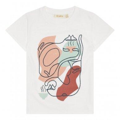 """Soft Gallery marškinėliai ,,Bass"""""""
