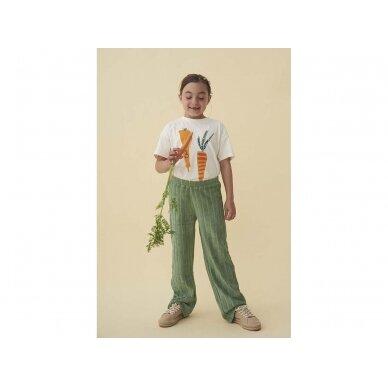 """Soft Gallery marškinėliai ,,Carrots"""" 3"""