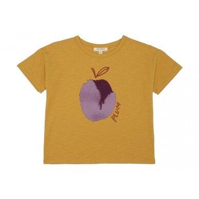 """Soft Gallery marškinėliai ,,Plum"""""""