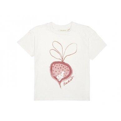"""Soft Gallery marškinėliai ,,Radish"""""""