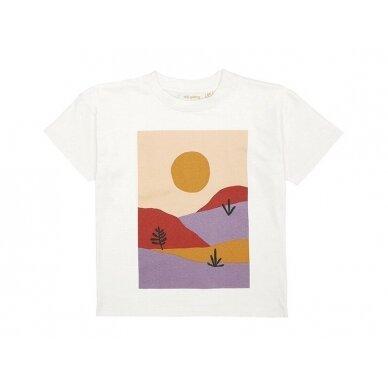 """Soft Gallery marškinėliai ,,Scenery"""""""