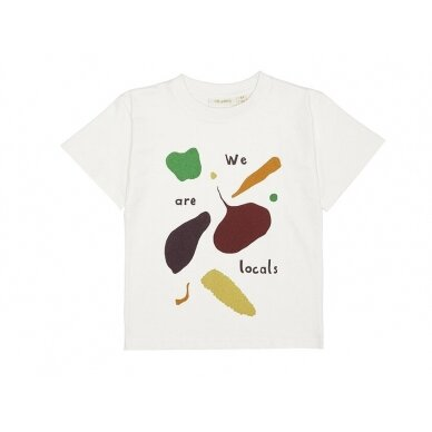 "Soft Gallery marškinėliai ,,Vegetables"""
