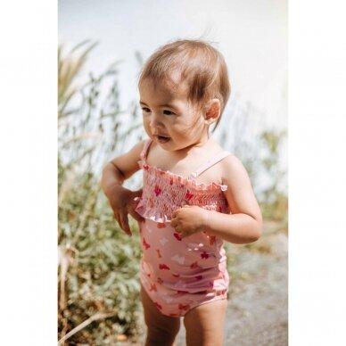 """Soft Gallery maudymosi kostiumėlis kūdikiui ,,Gracia"""" su (UPF50+) 3"""