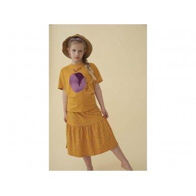 "Soft Gallery sijonas ,,Sunflower"" 3"