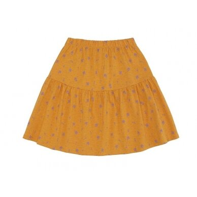 "Soft Gallery sijonas ,,Sunflower"""