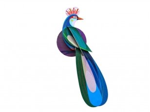 "Studio ROOF dekoracija ,,Paradise bird: Banda"""
