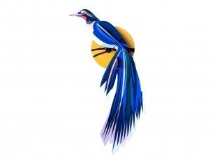 "Studio ROOF dekoracija ,,Paradise bird: flores"""