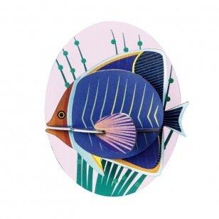 """Studio ROOF dekoracija ,,Butterfly fish"""""""