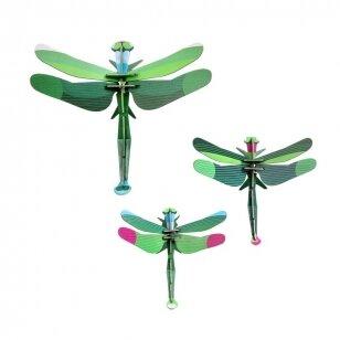 Studio ROOF dekoracija ,,Dragonflies'' (3 vnt.)
