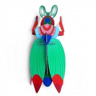 "Studio ROOF dekoracija ,,Giant scarab beetle"""