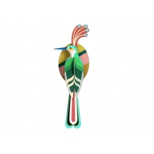 """Studio ROOF dekoracija ,,Paradise bird: Nias"""""""