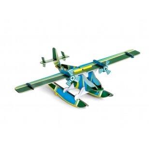 "Studio ROOF popierinis 3D lėktuvas ,,Seaplane"""