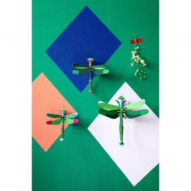 Studio ROOF dekoracija ,,Dragonflies'' (3 vnt.) 3