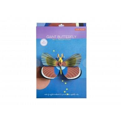 """Studio ROOF dekoracija ,,Giant butterfly"""" 2"""