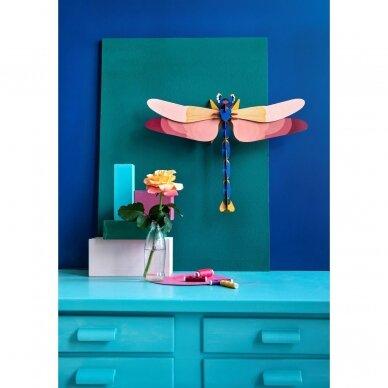 """Studio ROOF dekoracija ,,Giant dragonfly"""" 2"""
