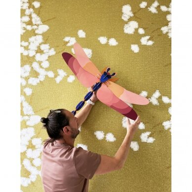 """Studio ROOF dekoracija ,,Giant dragonfly"""" 3"""
