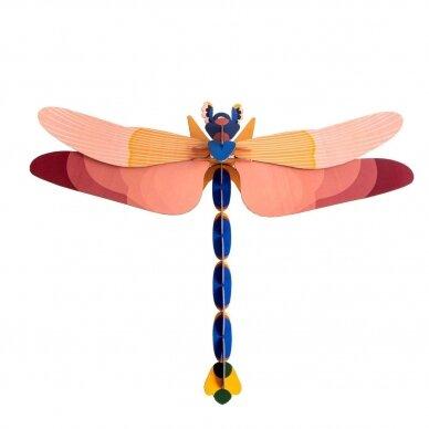 """Studio ROOF dekoracija ,,Giant dragonfly"""""""