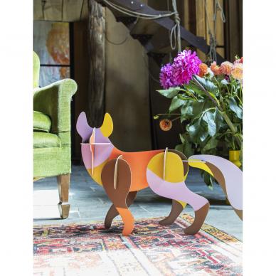 """Studio ROOF dekoracija ,,Giant fox"""" 3"""