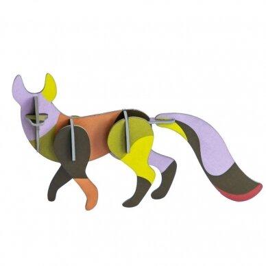 """Studio ROOF dekoracija ,,Giant fox"""""""