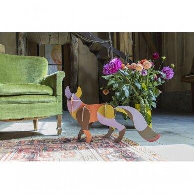 """Studio ROOF dekoracija ,,Giant fox"""" 2"""
