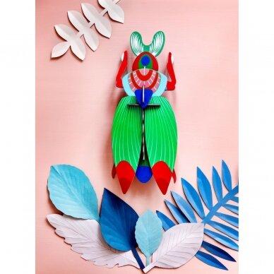 "Studio ROOF dekoracija ,,Giant scarab beetle"" 2"