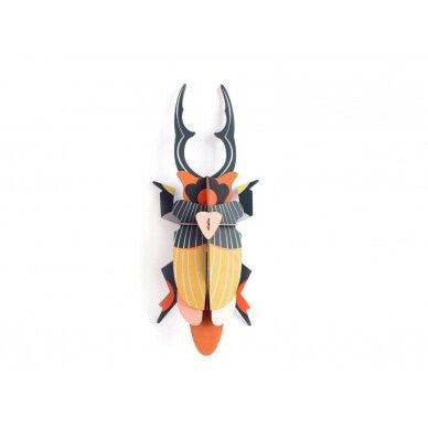 "Studio ROOF dekoracija ,,Giant stag beetle"""