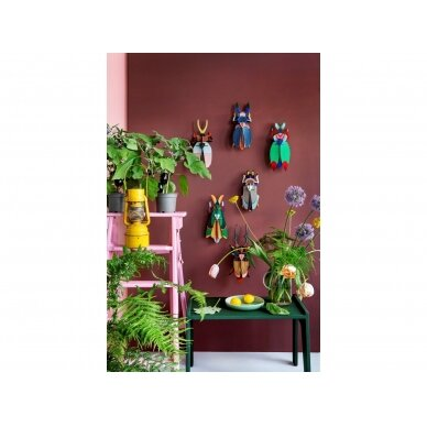 "Studio ROOF dekoracija ,,Grasshopper"" 3"