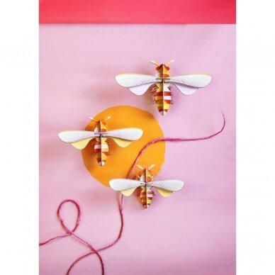 """Studio ROOF dekoracija ,,Honey bees"""" (3 vnt.) 2"""