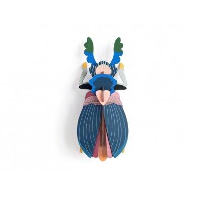 """Studio ROOF dekoracija ,,Japanese beetle"""""""