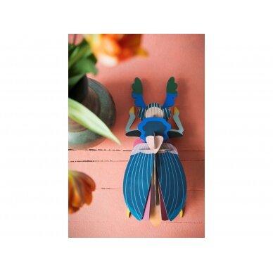 """Studio ROOF dekoracija ,,Japanese beetle"""" 2"""