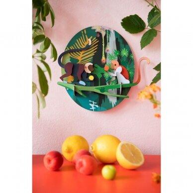 "Studio ROOF dekoracija ,,Jungle animals: monkeys"" 2"