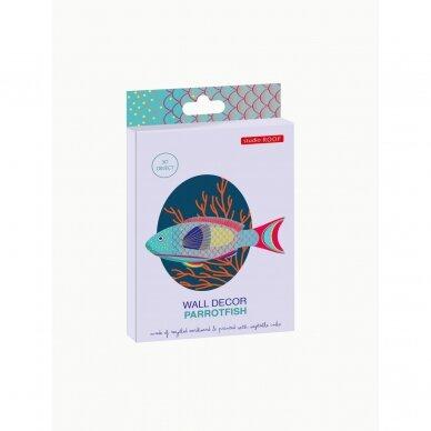"Studio ROOF dekoracija ,,Parrotfish"" 2"
