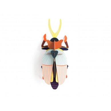 """Studio ROOF dekoracija ,,Rhinoceros beetle"""""""