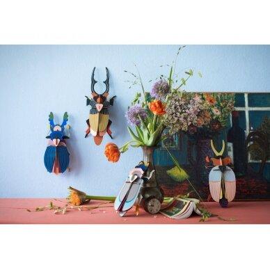 """Studio ROOF dekoracija ,,Rhinoceros beetle"""" 5"""