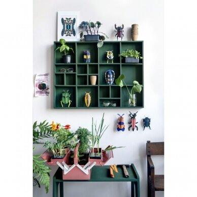 "Studio ROOF dekoracija ,,Small insects: rosalia beetle"" 2"