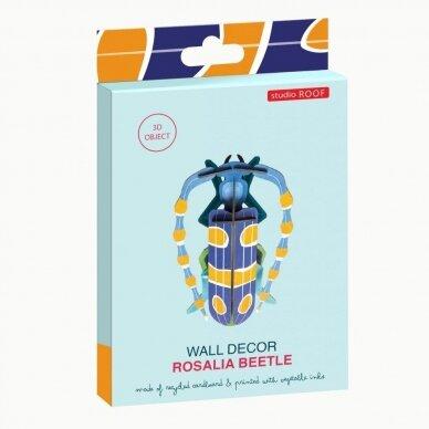 "Studio ROOF dekoracija ,,Small insects: rosalia beetle"" 5"