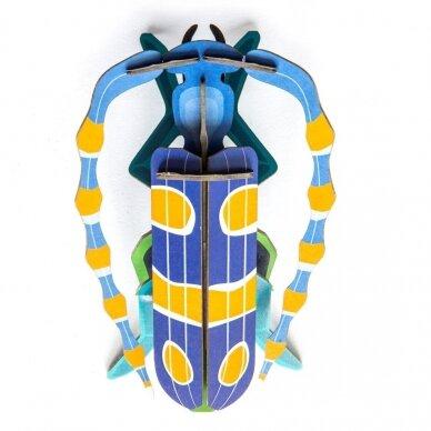 "Studio ROOF dekoracija ,,Small insects: rosalia beetle"""