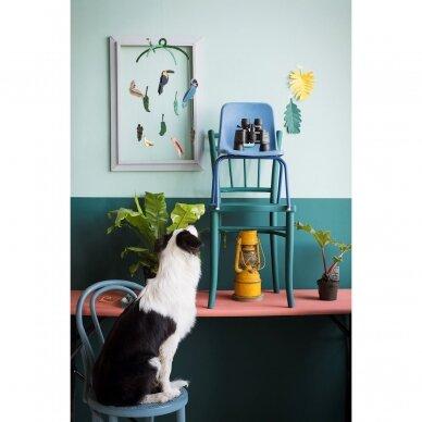 "Studio ROOF kabanti dekoracija ,,Exotic birds"" 3"