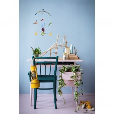 """Studio ROOF kabanti dekoracija ,,Garden birds"""" 3"""