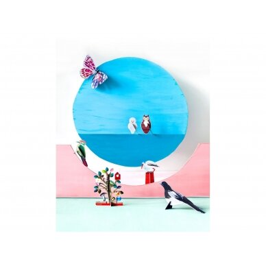 "Studio ROOF pop-out atvirukas ,,Butterfly"" 2"